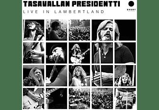 Tasavallan Presidentti - Live In Lambertland  - (CD)