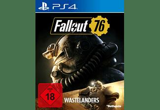 Fallout 76: Wastelanders - [PlayStation 4]