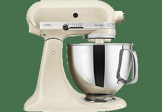 KITCHENAID 5KSM175PSEAC Artisan Küchenmaschine Almond Creme (Rührschüsselkapazität: 4,8 Liter, 300 Watt)
