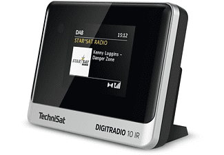 TECHNISAT DAB+ Radio DigitRadio 10 IR