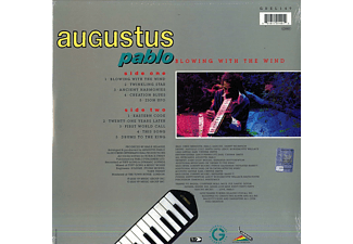 Augustus Pablo - BLOWING WITH THE WIND  - (Vinyl)