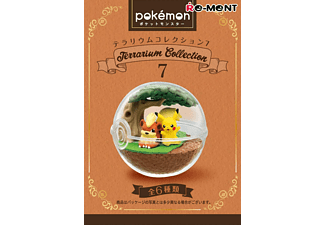 RE-MENT Pokémon Terrarium Collection - Vol. 7 (6-er Set) - Sammelfiguren (Mehrfarbig)