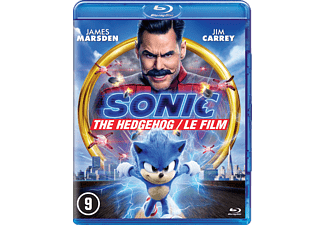 Sonic: The Hedgehog - Blu-ray