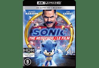 Sonic: The Hedgehog - 4K Blu-ray