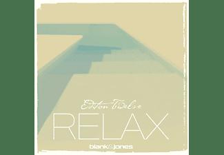 Blank & Jones - Relax Edition 12 [CD]