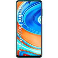 XIAOMI Redmi Note 9 Pro 128 GB Tropical Green Dual SIM