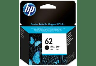 Cartucho de tinta - HP 62, Negro, C2P04AE