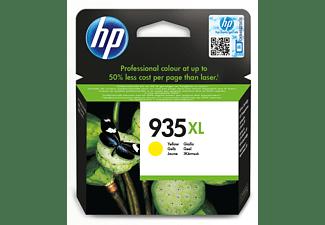 Cartucho de tinta - HP 935XL, Amarillo, C2P26AE