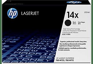 Tóner - HP 14X LaserJet, alta capacidad, Negro, CF214X