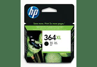Cartucho de tinta - HP 364XL, Negro, CN684EE