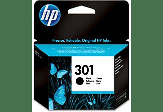 Cartucho de tinta - HP 301 Negro, CH561EE (Blister)
