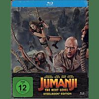 Jumanji: The Next Level Steelbook Edition [Blu-ray]