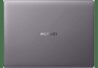 HUAWEI Matebook 13, Notebook mit 13 Zoll Display, AMD Ryzen™ 5 Prozessor, 8 GB RAM, 512 GB SSD, Radeon™ Vega 8 Grafik, Space Gray