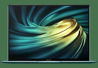 HUAWEI Matebook X Pro 2020, Notebook mit 13,9 Zoll Display Touchscreen, Intel® Core™ i7 Prozessor, 16 GB RAM, 1 TB SSD, GeForce MX250, Emerald Green