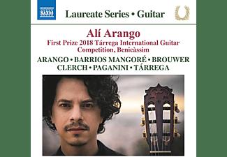 Ali Arango - Guitar Recital  - (CD)