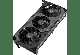 ASUS Radeon™ RX 5600 XT TUF 3-RX5600XT-T6G-EVO-GAMING (90YV0EA1-M0NA00) (AMD, Grafikkarte)