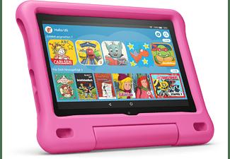 AMAZON Fire HD 8 Kids Edition, Tablet, 32 GB, 8 Zoll, Rosa