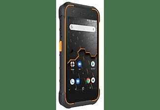 "Móvil - Hammer BS21, Negro, 16GB, 2 GB, 5"" HD, MediaTek MTK6739V, 5000 mAh, IK07, IP69, MIL-STD-810G, Android"