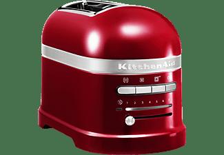 KITCHENAID 5KMT2204ECA Artisan Toaster Liebesapfelrot (1250 Watt, Schlitze: 2)