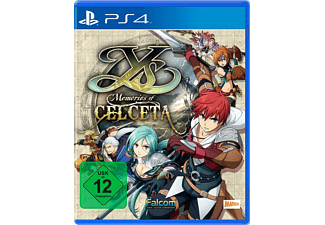 Y's Memories of Celceta - [PlayStation 4]