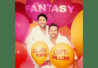 Fantasy - 10.000 BUNTE LUFTBALLONS  - (Vinyl)