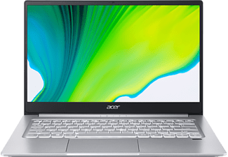 ACER Notebook Swift 3 SF314-42-R4S9 Pure Silver, R5-4500U, 8GB RAM, 1TB SSD, 14 Zoll FHD