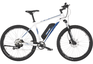 FISCHER MONTIS 2.0-S2 Mountainbike (Laufradgröße: 27,5 Zoll, Unisex-Rad, 422 Wh, Weiss matt)