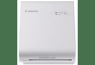 Impresora portátil - Canon SELPHY Square QX10, USB, WiFi, Blanco