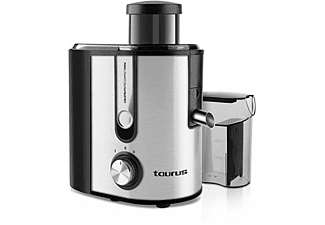 Licuadora - Taurus Pro Compact, 600 W, 2 velocidades, 0.35 L capacidad, Acero inoxidable, Inox