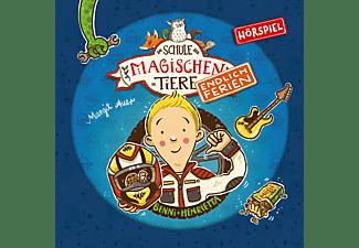 Die Schule der magischen Tiere - (5): Benni und Henrietta [CD]