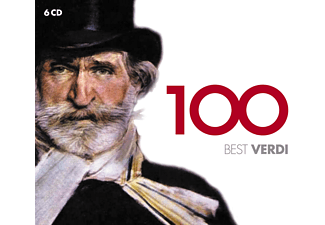 VARIOUS - 100 Best Verdi  - (CD)