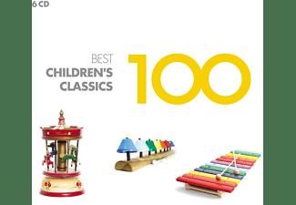 VARIOUS - 100 Best Children's Classics  - (CD)