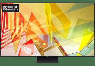 SAMSUNG GQ85Q95T QLED TV (Flat, 85 Zoll / 214 cm, UHD 4K, SMART TV)