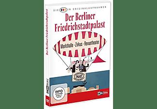 DDR In Originalaufnahmen - Der Friedrichstadtpalast DVD