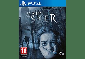 Maid Of Sker UK PS4