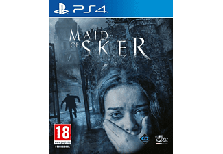 Maid Of Sker UK PS4