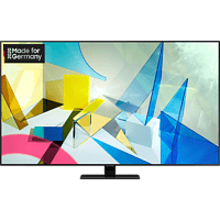 SAMSUNG GQ49Q80T QLED TV (Flat, 49 Zoll / 123 cm, UHD 4K, SMART TV)