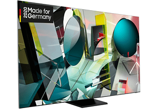 SAMSUNG GQ65Q950T QLED TV (Flat, 65 Zoll / 163 cm, QLED 8K, SMART TV)