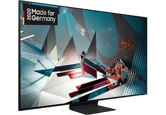 SAMSUNG GQ82Q800T QLED TV (Flat, 82 Zoll / 207 cm, UHD 8K, SMART TV)