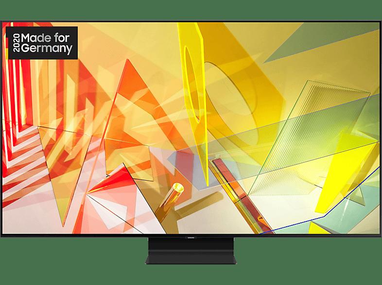 Abbildung SAMSUNG GQ75Q90T QLED TV (Flat, 75 Zoll / 189 cm, UHD 4K, SMART TV)