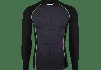 DIPULSE Shirt Kit Elektrische Muskelstimulation  Schwarz