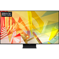 SAMSUNG GQ55Q90T QLED TV (Flat, 55 Zoll / 138 cm, UHD 4K, SMART TV)
