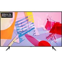 SAMSUNG GQ75Q60T QLED TV (Flat, 75 Zoll / 189 cm, UHD 4K, SMART TV)
