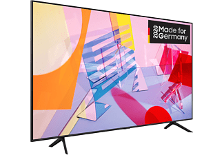 SAMSUNG GQ65Q60T QLED TV (Flat, 65 Zoll / 163 cm, UHD 4K, SMART TV)