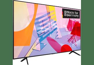 SAMSUNG GQ50Q60T QLED TV (Flat, 50 Zoll / 125 cm, UHD 4K, SMART TV)