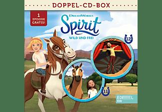 Spirit - Spirit-Doppel-Box (11+12) [CD]