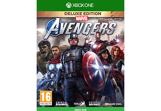 Marvel's Avengers Deluxe Edition FR/NL Xbox One
