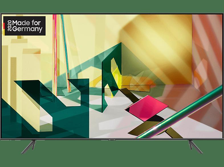 SAMSUNG GQ85Q70T QLED TV (Flat, 85 Zoll / 214 cm, UHD 4K, SMART TV)