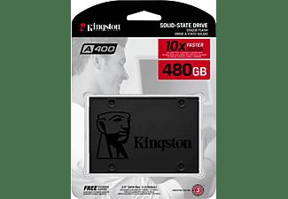 KINGSTON SA400S37, 480 GB, SSD, 2,5 Zoll, intern