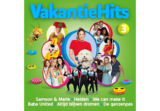 Differents artistes - Studio 100 - Vakantiehits - Vol. 3 CD